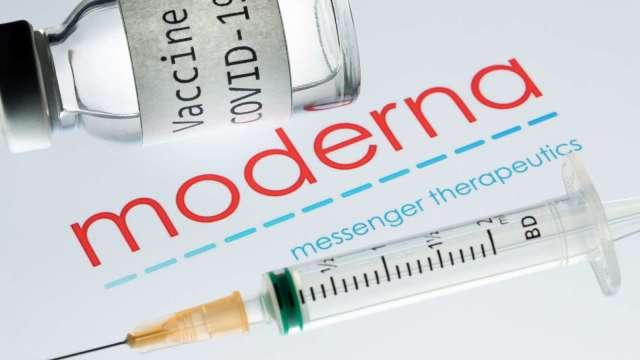 彭博:歐盟要以較高價格增購5000萬劑莫德納疫苗 (圖片:AFP)
