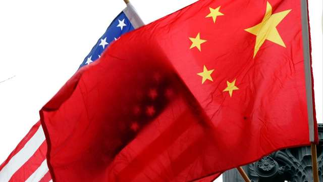 研究:中美貿易戰已造成美國損失24.5萬個工作(圖片:AFP)