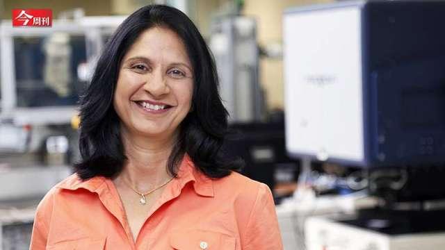 微軟 AHSI 副總裁芮妮(Rani Borkar)。(圖:今周刊)