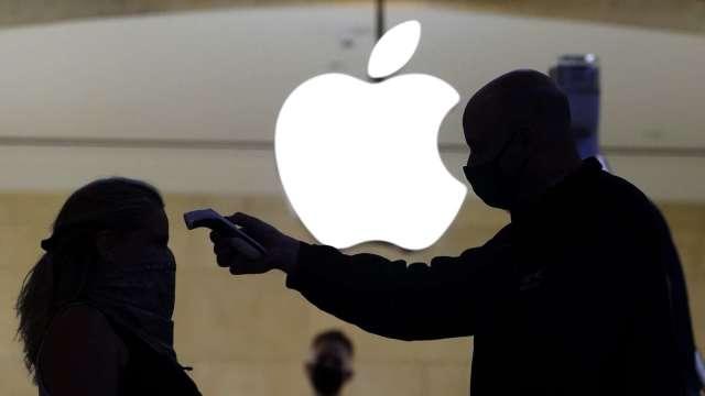 高盛喊賣出蘋果!「這不是超級週期」 。(圖片:AFP)