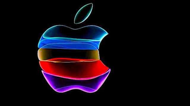 傳蘋果內部測試折疊螢幕 今年iPhone可能兼具臉部與螢幕指紋辨識 (圖:AFP)