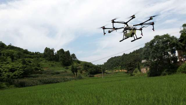 真正無人機!FAA首次核准無人機可在無人監控下飛行(圖片:AFP)
