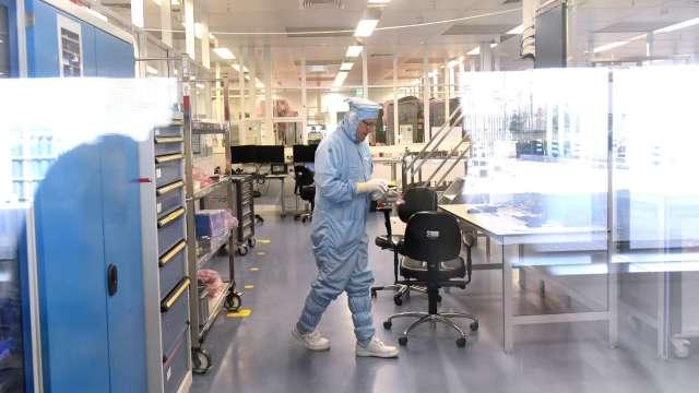 工具機廠積極佈局半導體設備領域。(圖:AFP)