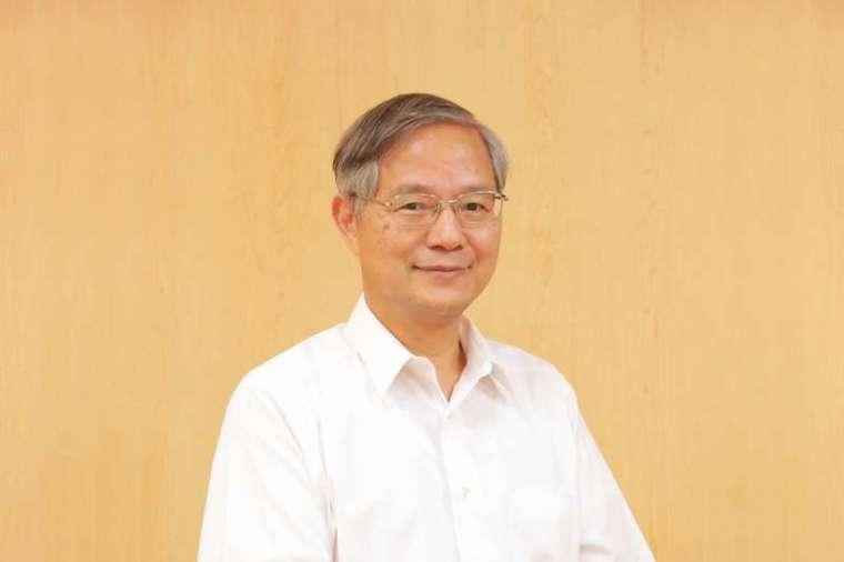 國立臺灣大學經濟系名譽教授陳添枝。