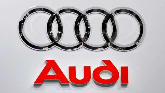 Audi因晶片短缺造成生產延誤 上萬名員工放無薪假 (圖片:AFP)