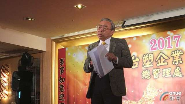 台塑企業總裁王文淵。(鉅亨網資料照)