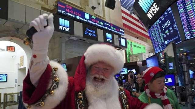 調查:有錢人承認股市充滿泡沫 但還不打算離場(圖:AFP)