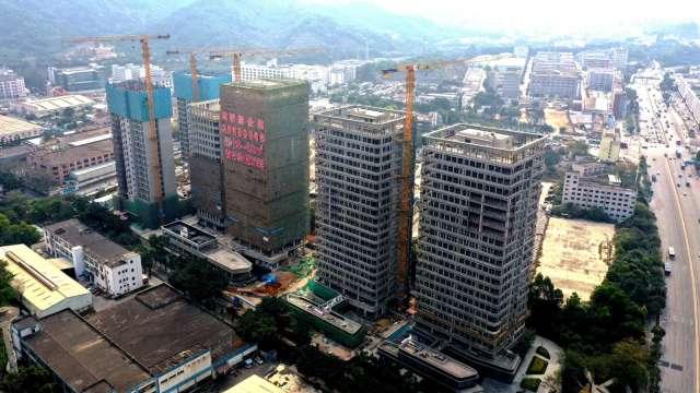 艾美特深圳舊廠區將建置成商辦大樓。(圖艾美特提供)