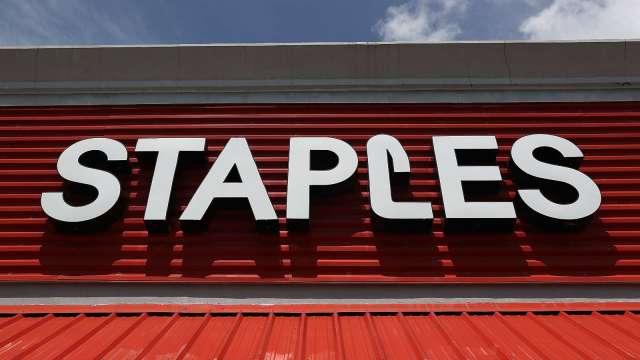 美國Office Depot拒絕史泰博併購提案 (圖片:AFP)