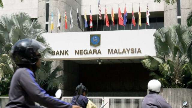 馬來西亞央行維持利率不變 為可能的變化保留彈藥(圖:AFP)