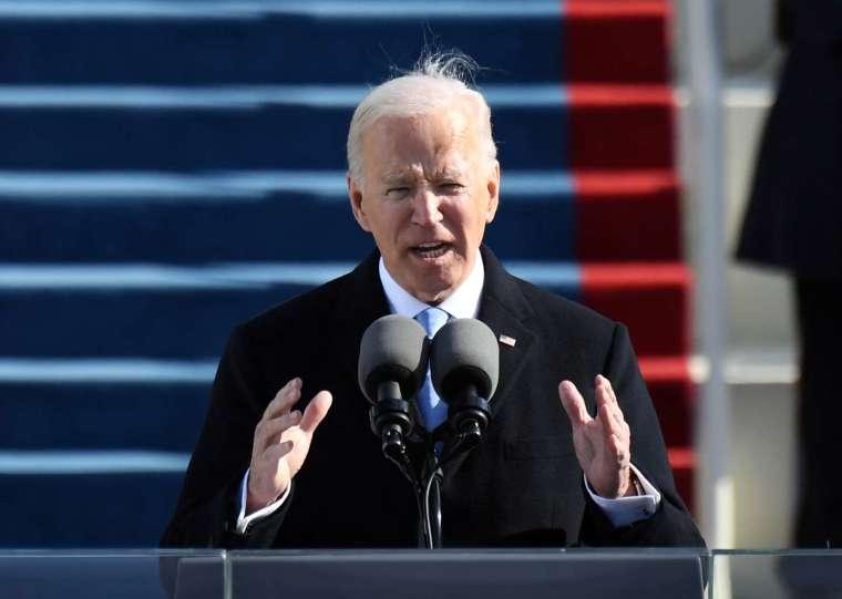 拜登希望他的總統任期不要重蹈胡佛的覆轍 (圖片:AFP)