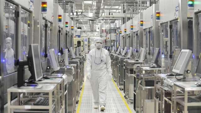 日本12月工具機訂單 相隔一年再度超越900億日圓 (圖片:AFP)