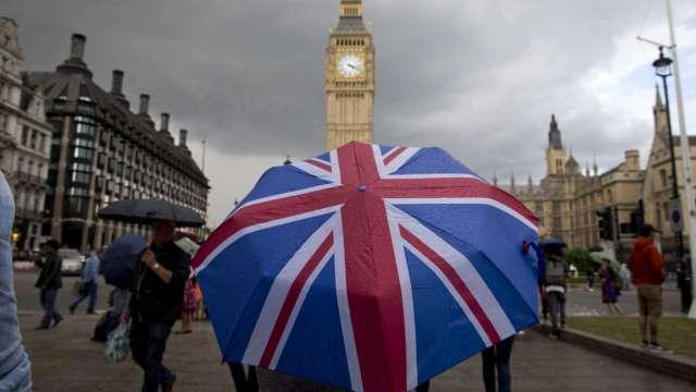 研究:英國第三度封鎖 確診病例數仍無下降跡象(圖片:AFP)