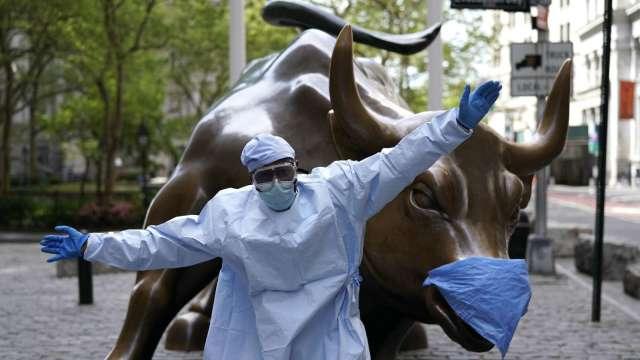 美股屢刷新高!牛市最大危險訊號剛剛消失。(圖片:AFP)