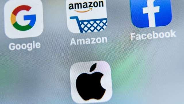 科技近期高估值並且恐將泡沫化引發華爾街關注。 (圖片:AFP)