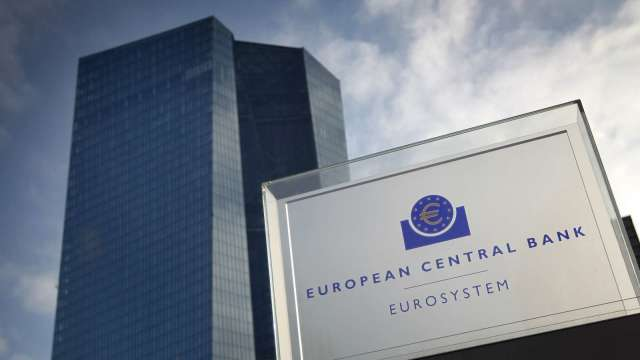 ECB拉加德暗示雙底衰退 QE額度無須全部使用。(圖片:AFP)