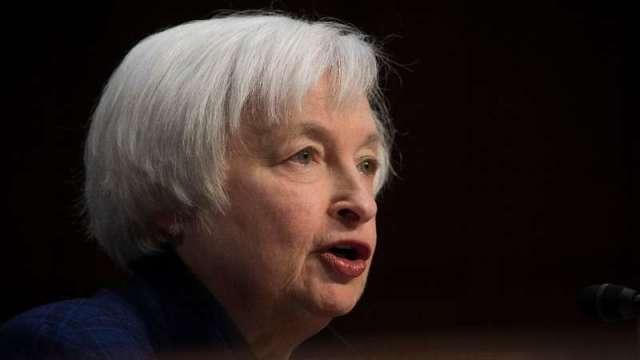 葉倫:振興美國經濟為優先 對中不取消關稅、審查貿易協議進度(圖:AFP)