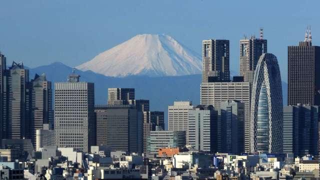日本2020年CPI年減0.2% 近四年來首度負成長 (圖片:AFP)