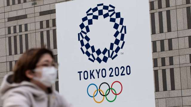 英媒報導「東奧停辦」 日本政府與東京均出面否認 (圖片:AFP)