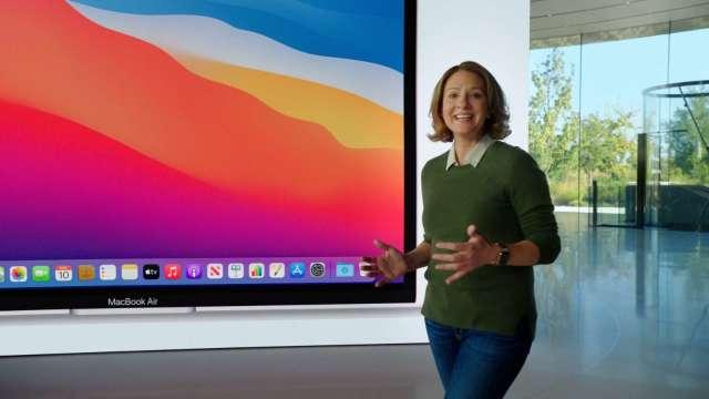彭博:蘋果最快下半年推出「更輕薄」MacBook Air MagSafe磁吸充電有望回歸 (圖:AFP)