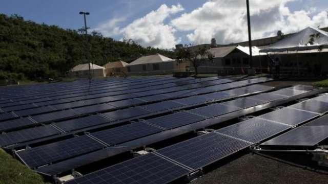 太陽能市場將大搬風?特斯拉突推出新款變流器 (圖:AFP)