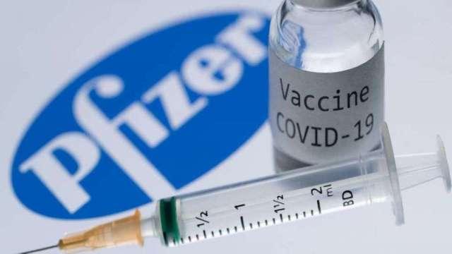 法人認為,當疫苗開始普遍施打時,或有機會帶動內需市場並刺激通膨。(圖:AFP)