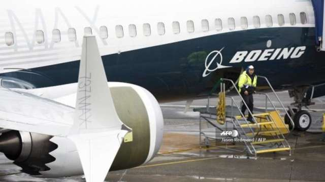 機械故障!737MAX加拿大復飛首航臨時取消(圖片:AFP)