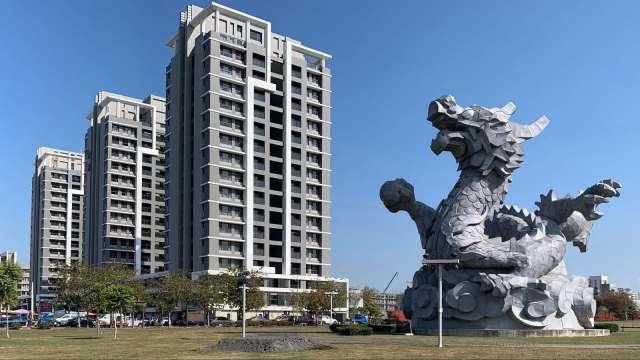 員林184重劃區一建案。(圖:台灣房屋員林旗艦特許加盟店提供)