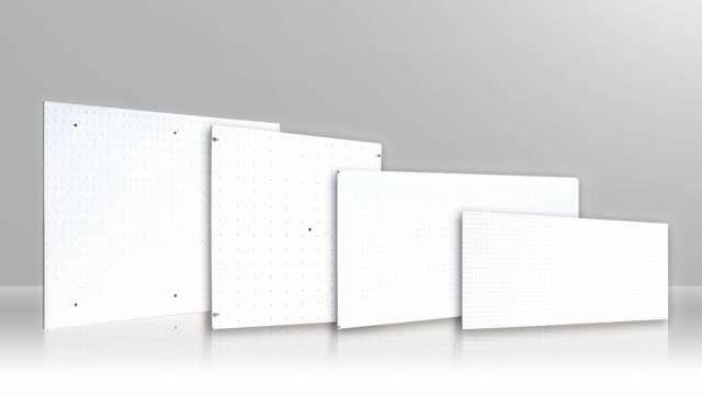 富采投控旗下隆達的Mini LED系列產品。(圖:隆達提供)