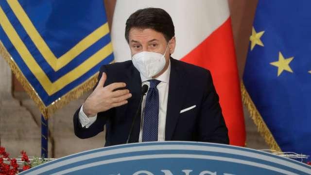 義大利總理將宣布辭職 成立新政府。(圖片:investing)