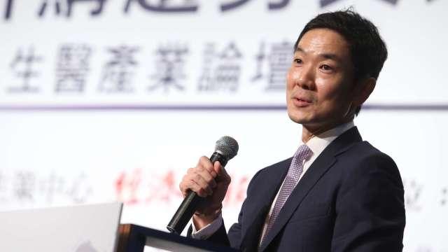 泰福-KY新任執行長陳林正。(圖泰福提供)