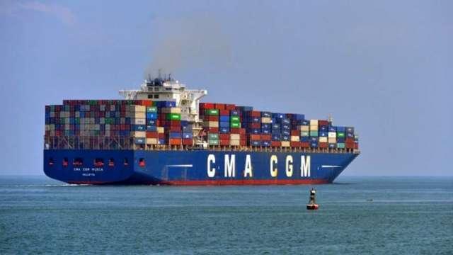 高利潤貨櫃都往中國跑!美國6億美元農產品一櫃難求無法出口(圖:AFP)