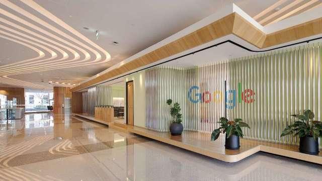 Google啟用台灣新辦公室,為美國總部外最大硬體研發中心。(圖:Google提供)
