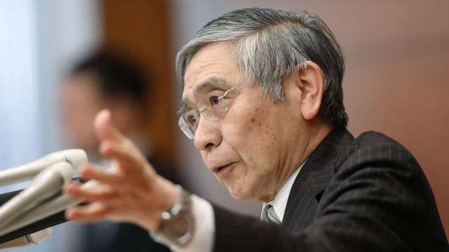 日本央行總裁:持有ETF的未實現獲利約12-13兆日圓 (圖片:AFP)
