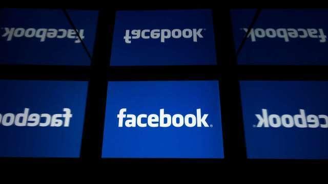 臉書財報優盤後漲1%  警告蘋果成最大競爭對手、疫情恐衝擊廣告業務(圖:AFP)