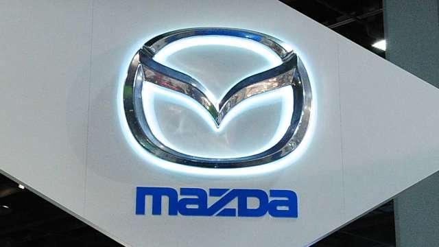 Mazda首款量產電動車在日本市場開賣 (圖片:AFP)