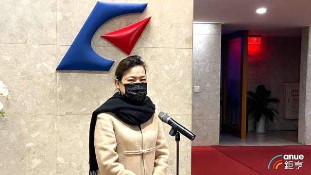 經濟部長王美花。(鉅亨網記者資料照)
