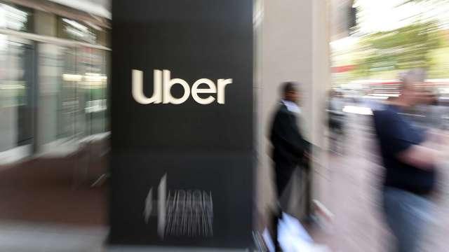 Uber漲逾7% 大摩喊買 列3大原因前景看漲(圖片:AFP)