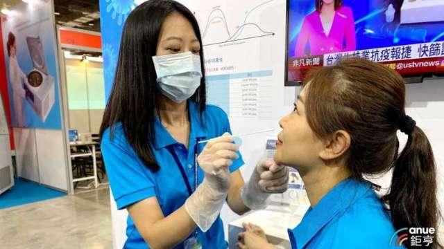 亞諾法檢測快篩試劑再報捷,通過台灣衛福部審核。(鉅亨網資料照)