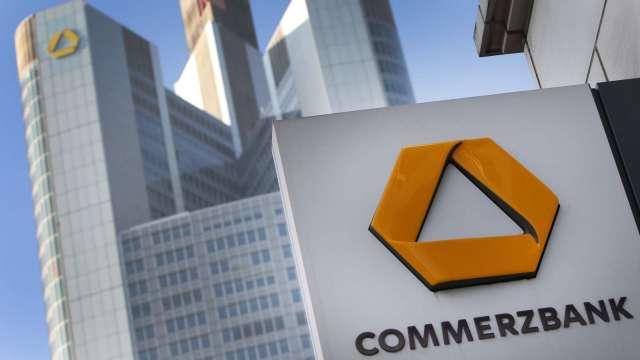 德國商業銀行計畫大裁萬人 關閉數百家分行 (圖片:AFP)