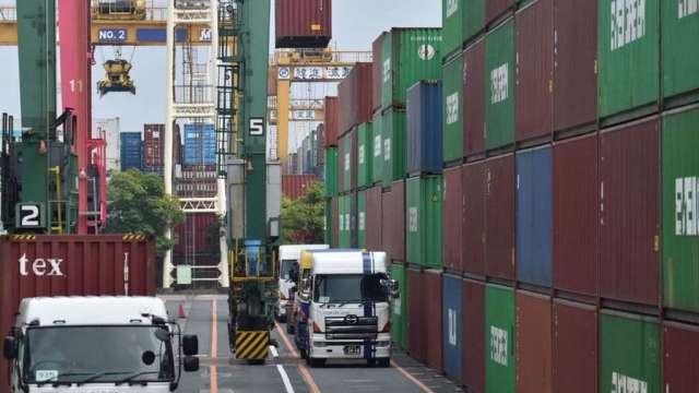 台灣去年躍升日本第四大進口來源國,占比攀上4.2%。(圖:AFP)