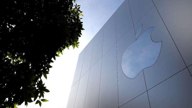 大摩上調蘋果目標價至164美元 估第二季營收有望增長32%(圖片:AFP)