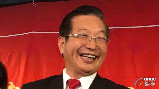 兆豐銀行董事長張兆順。(鉅亨網資料照)