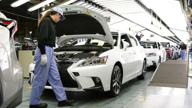 日本1月製造業PMI降至49.8 再度轉惡 (圖片:AFP)