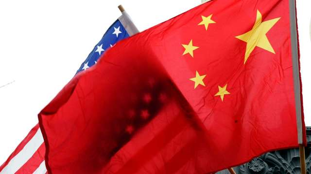 分析師:疫情影響下 中國可能更早取代美國成為全球最大經濟體(圖片:AFP)