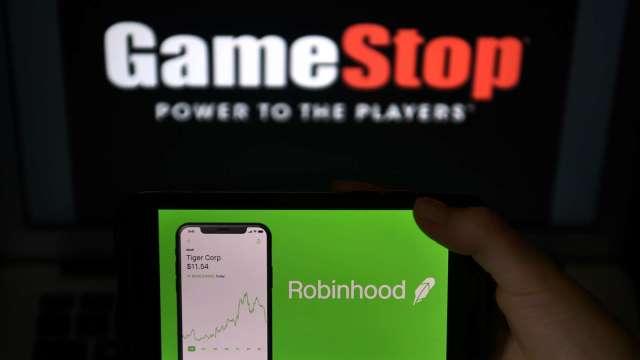 放空GameStop  對沖基金梅爾文1月份虧損逾50%(圖片:AFP)
