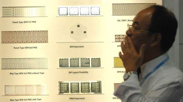 半導體景氣熱需求旺 傳動元件廠揮別低谷「漲」聲響起。(圖:AFP)