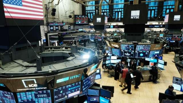 二月開門喜!台積電ADR飆 費半收紅近4%。(圖片:AFP)