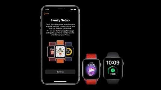 蘋果用戶有福了!戴口罩也能解鎖iPhone(圖:取自蘋果官網)