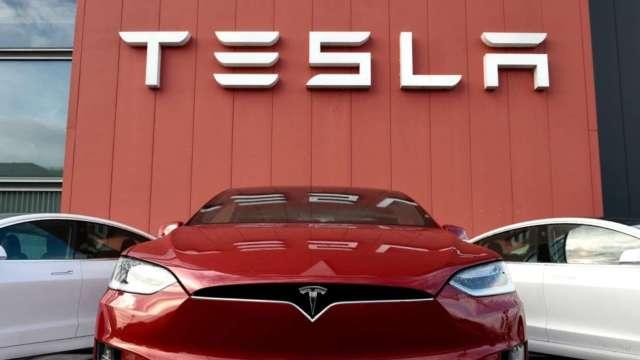 歐洲電動車市場競爭加劇 特斯拉優勢地位動搖? (圖:AFP)